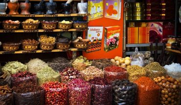 Dubai Souks and Bazaars