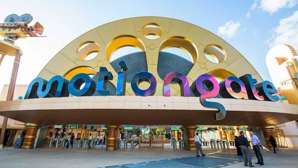 Best wonders in Dubai, Motiongate