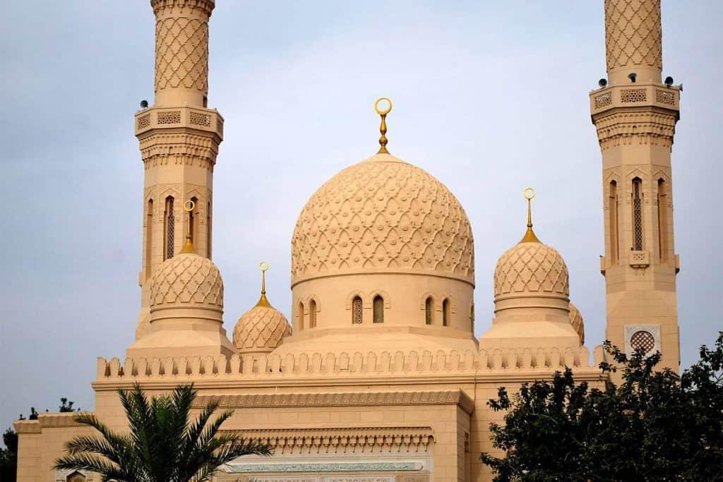 Jumeirah Mosque Domes