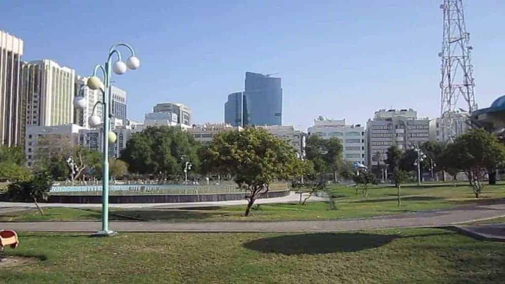 Al Khalidiyah Park Pathway