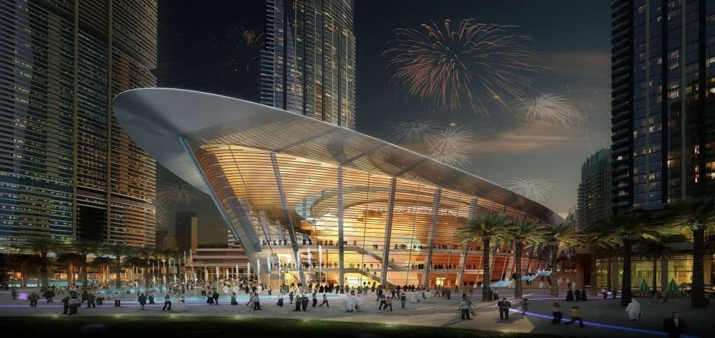 The Gorgeous Grand Dubai Opera