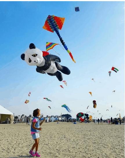 Kids Fun at The Kite Beach Dubai