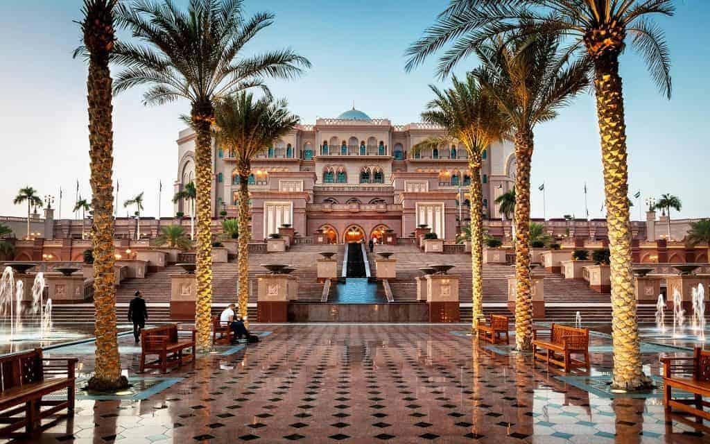 Magnificent Emirates Palace