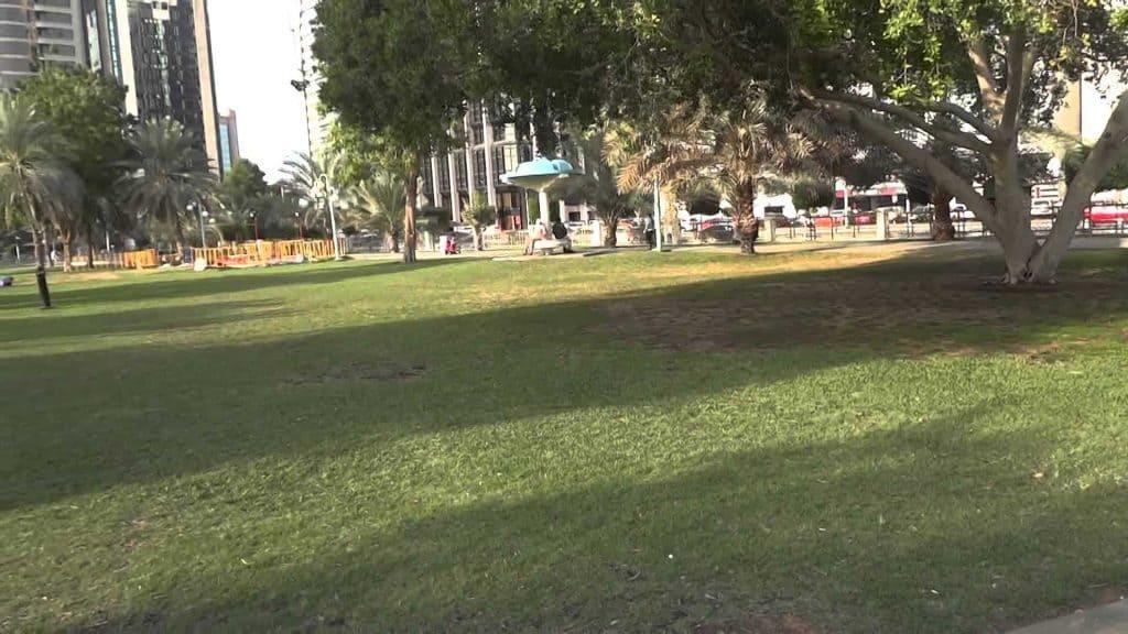 Al Khalidiyah Park Ground
