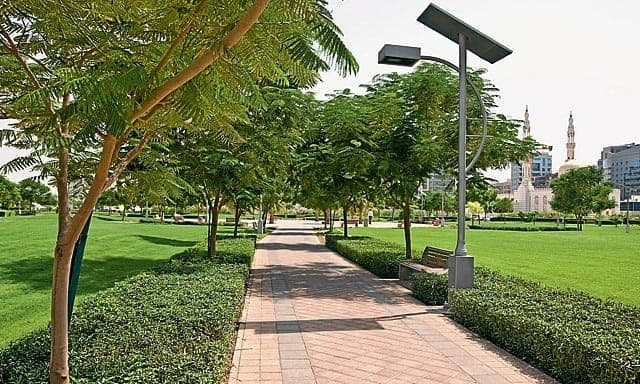 Port Saeed Plaza Park