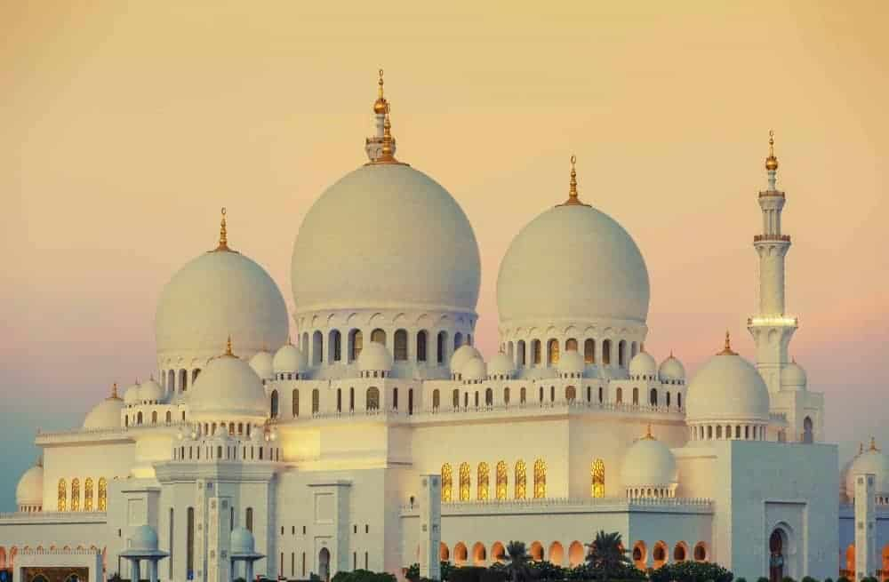 Glorious Sheikh Zayed Grand Mosque