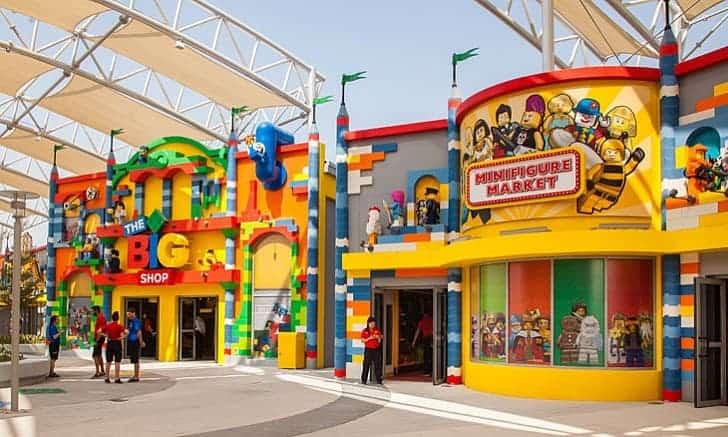 Fun Filled Legoland